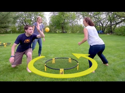 roundnet spikeball leagues now at Redeemer Dome fun game